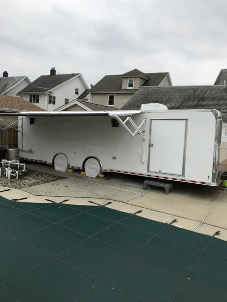 30' Vintage Trailers Crystal SS Anniv w/ extensive upg  for Sale $21,000