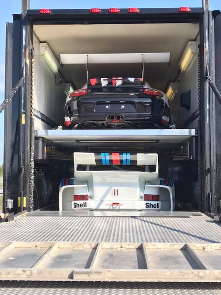 2009 KW-T660 with Race Trailer  for Sale $120,000
