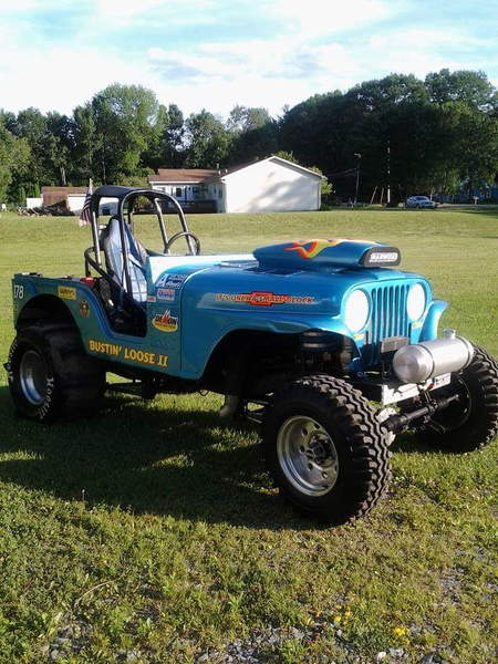 75 Jeep sand dragger  for Sale $8,500