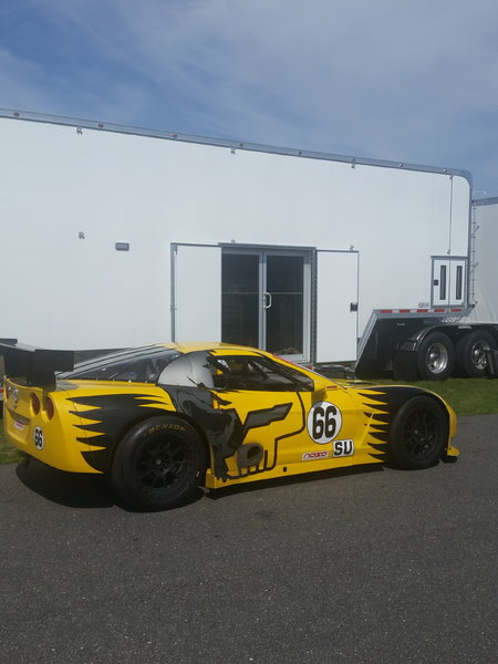 2015 Corvette C6 with RCR NASCAR Cup Engine & Jericho 80  for Sale $39,900