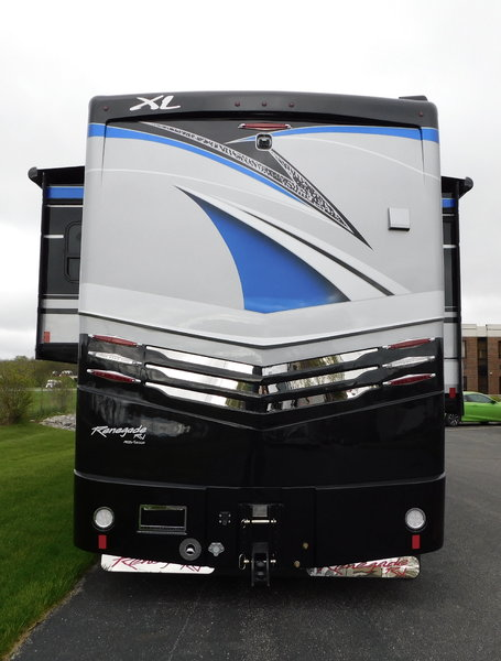2020 Renegade XL 45' Super C Motorcoach