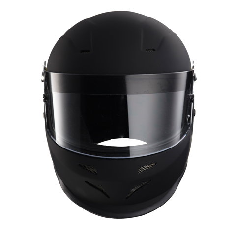 Auto Racing Helmets >> Sale Flat Black White Snell 2015 Auto Racing Helmets For Sale In
