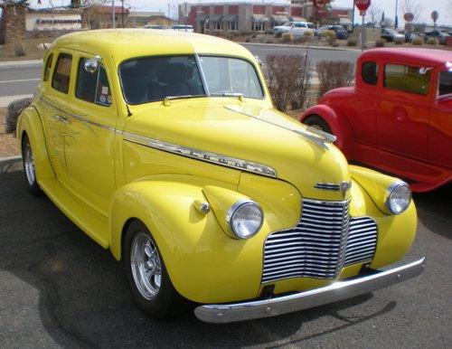 For Sale or Trade 1940 Chevy 4 Door Sedan Street Rod !!! for sale in  Prescott Valley, AZ, Price: $31,500