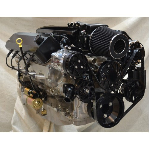 Dyno Tested LS3 480HP Engine with 4L70E Trans Package  for Sale $15,300