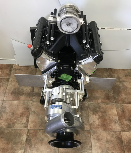 Centrifugal Supercharger For Motorcycle: Gear Drive For ProCharger F-3 Applications For Sale In