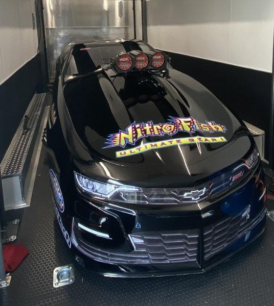 2021 RJ Racecars NHRA legal Pro Mod Camaro  for Sale $210,000