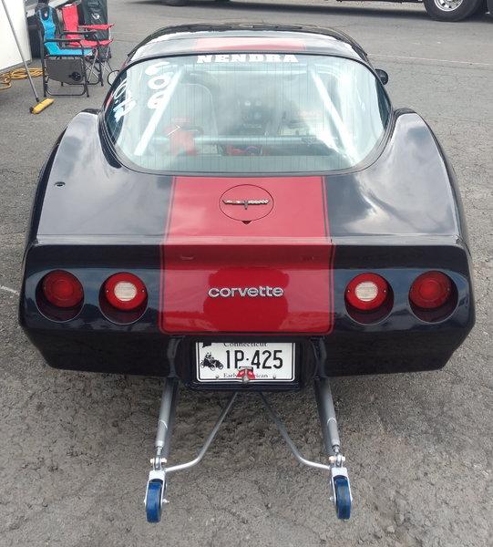 1981 Corvette 434 sbc Nitrous  for Sale $16,500