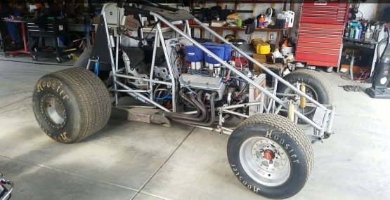 Gambler 360 Sprint Car  for Sale $7,500