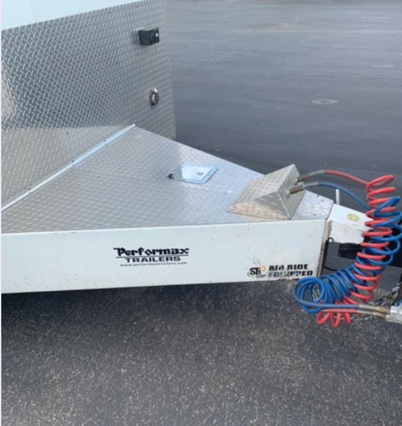 2008 Performax 36' Stacker Tag, Dragster Lift