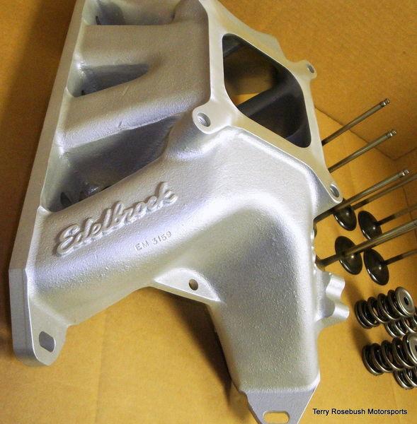 Evernham Motorsports Mopar P-7 NASCAR Cylinder Heads/Edelbro  for Sale $1,799