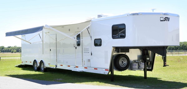 24 Foot Rolling Garage with 14 foot Living Quarters  for Sale $64,880