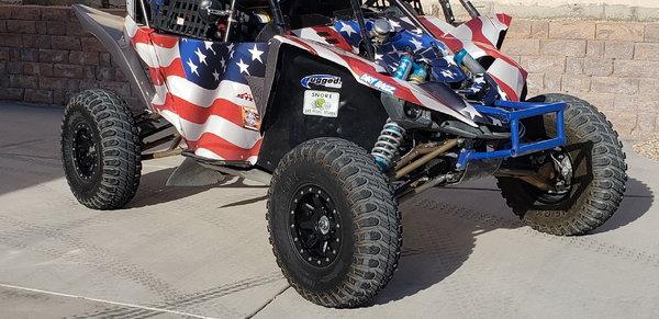 2018 YXZ 1000 Desert Racer  for Sale $25,000