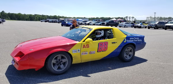 1986 Camaro SCCA AS  for Sale $12,000