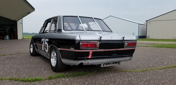 1972 datsun 510 race car  for Sale $33,900