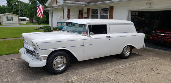 1956 Chevrolet Bel Air  for Sale $15,000