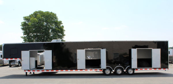 53' Custom Multi-Car Transport Dream Trailer