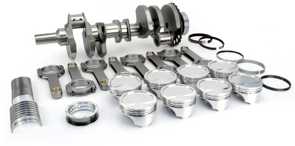 Lunati Chevy LS1/LS2/LS3 402 Voodoo Rotating Kit Icon Piston  for Sale $2,558