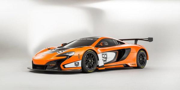 2014 McLaren 650S GT3  for Sale $199,900