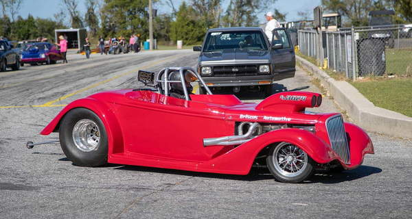 34 Chevy Roadster