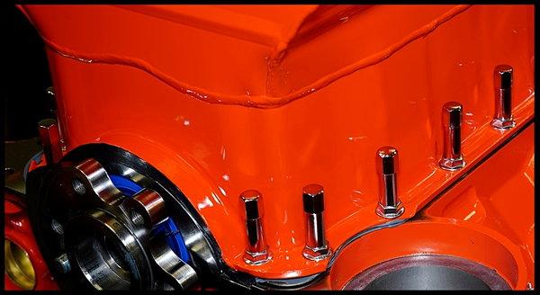 SBC 434 SUPER PRO STREET DRAG MOTOR, AFR HEADS, CRATE MOTOR   for Sale $8,550