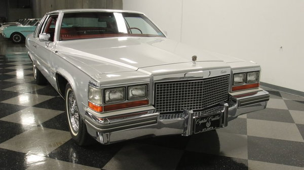 1981 Cadillac Coupe DeVille  for Sale $22,995