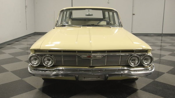 1961 Chevrolet Brookwood Wagon  for Sale $27,995