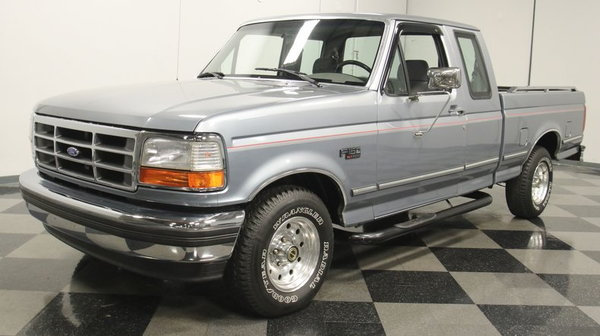 1995 Ford F-150 XLT  for Sale $22,995