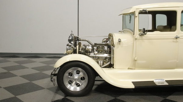 1929 Ford Model A Rumble Seat Coupe  for Sale $42,995