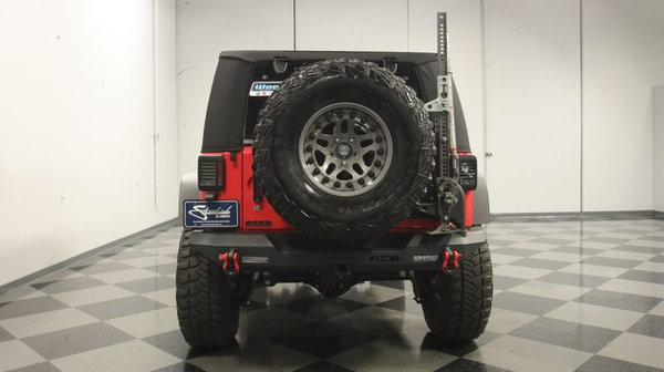 2013 Jeep Rubicon Unlimited Supercharged  for Sale $53,995
