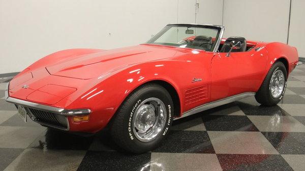 1971 Chevrolet Corvette Stingray Convertible  for Sale $40,995