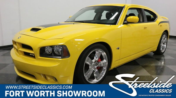 2007 Dodge Charger For Sale >> 2007 Dodge Charger Srt 8 Super Bee For Sale In Fort Worth Tx Price 49 995