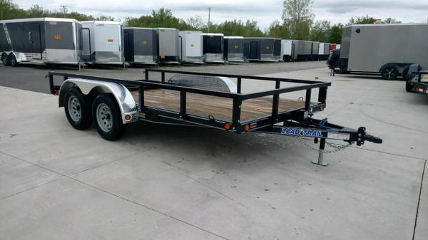 2020 Load Trail 83x14 Equipment Trailer  for Sale $2,900