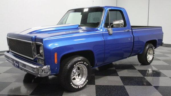 1973 Chevrolet C10  for Sale $21,995