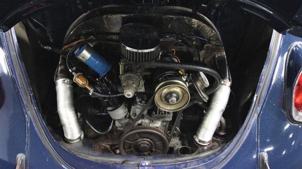 1969 Volkswagen Beetle  for Sale $10,995