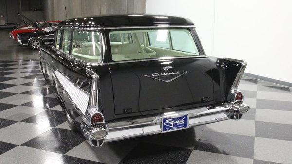 1957 Chevrolet 210 Pro Street Wagon  for Sale $126,995