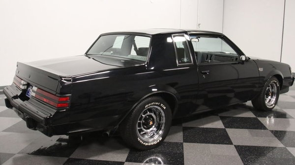 1987 Buick Grand National  for Sale $56,995