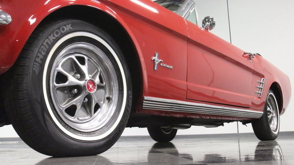 1966 Ford Mustang Convertible  for Sale $33,995