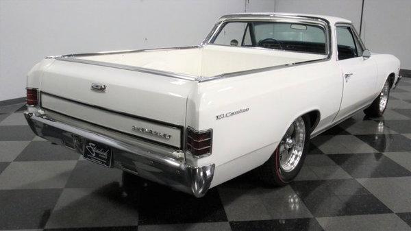 1967 Chevrolet El Camino  for Sale $23,995