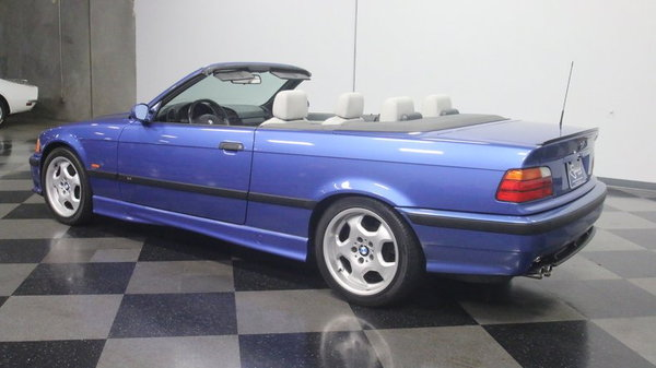 1998 BMW M3 Convertible  for Sale $13,995