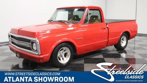 1969 Chevrolet C10  for Sale $18,995
