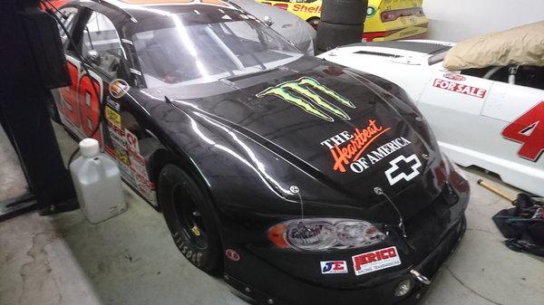 NASCAR ROAD RACING MONTE CARLO FRESH 358CHEVY & JERICHO