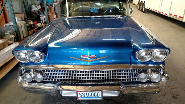 1959 Chevy Impala Blown Custom  for Sale $59,900