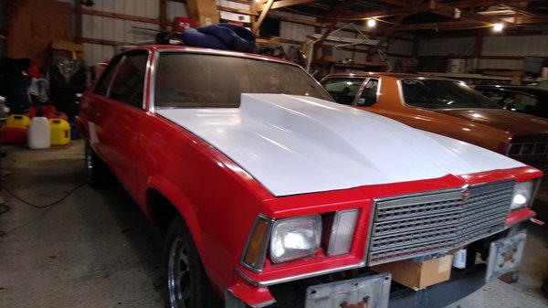1979 Chevrolet Malibu  for Sale $6,500