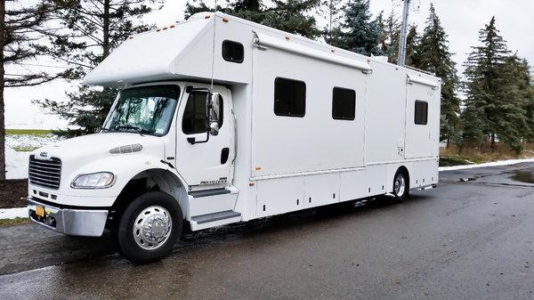 Rare 2008 Pony Express M2 - No Emissions - High End Interior  for Sale $119,999