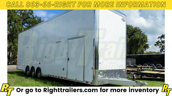 34' CARGO MATE STACKER ALL ALUMINUM  for Sale $42,999