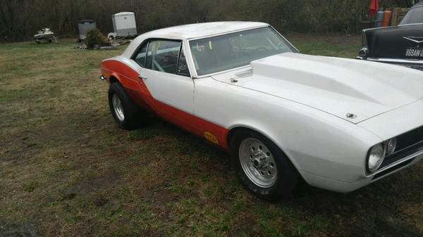 1967 Chevy camaro  for Sale $15,500