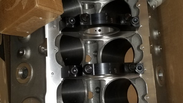 C&C Motorsports Aluminum BBF 10.3 deck block  for Sale $6,500