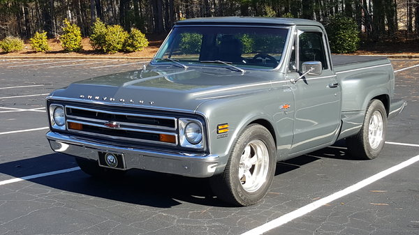 1968 Chevrolet C10 Pickup  for Sale $19,900