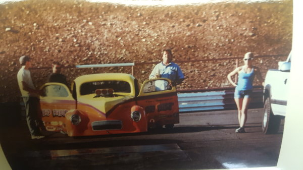 AA,super 41 willys coupe blown  for Sale $45,000