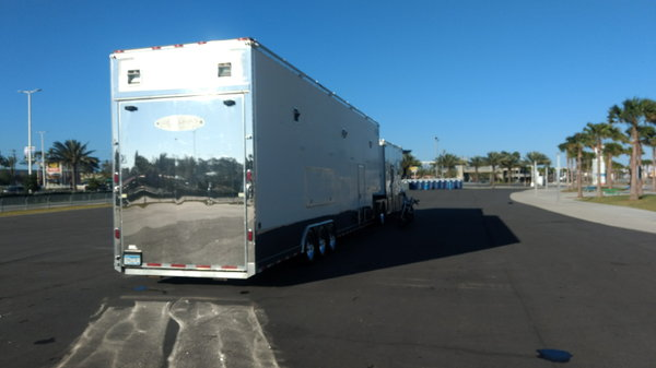 2006  40' Renegade Stacker Trailer  for Sale $58,000